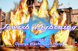 George Hunt and Jewish Lightning