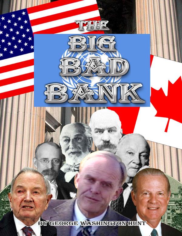 The Big Bad Bank: Printed Manual