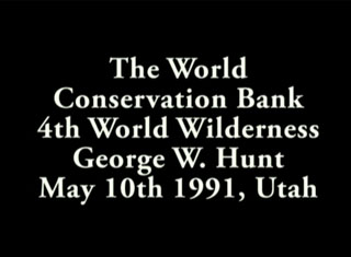 George Hunt Speaks in Utah, 5-10-1991