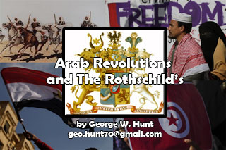 Arab Revolutions and The Rothschild's