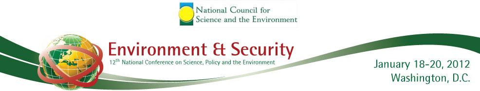 NCSE - Environment and Security