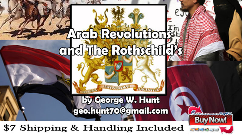 The Arab Revolutions and The Rothschild's