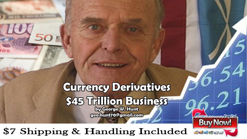 Currency Derivatives — $45 Trillion Business Ad