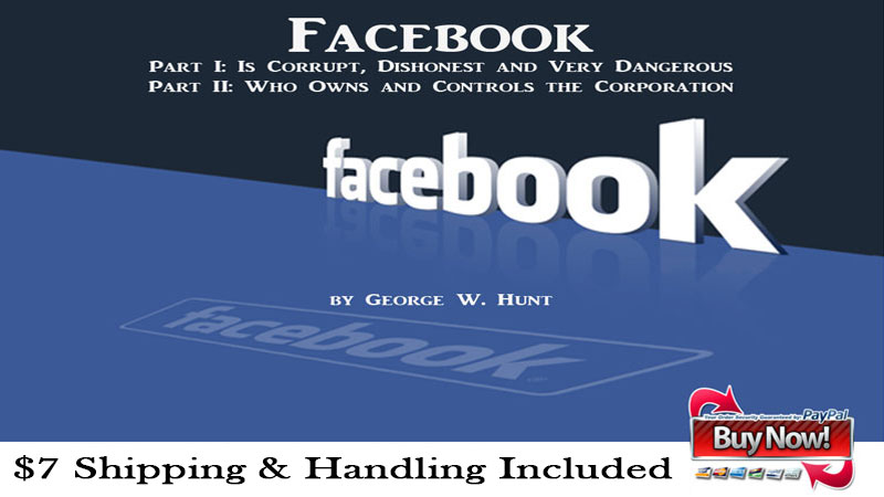 Facebook Corporation — Corruption and Control Ad