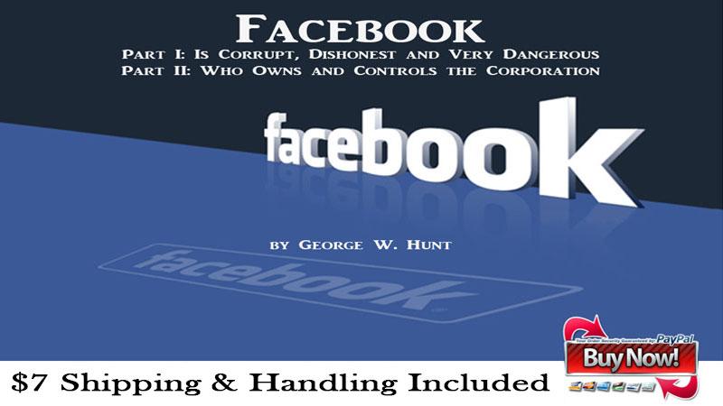 Facebook Corporation -- Corruption and Control