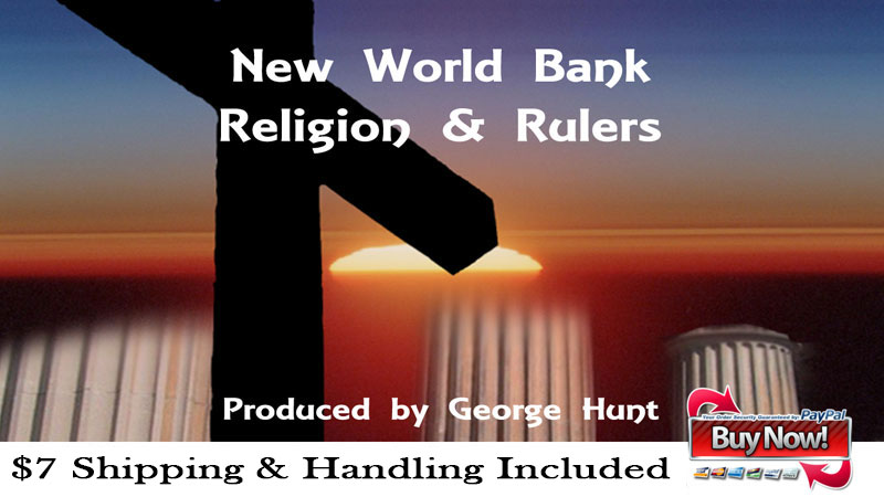 The New World Bank: Religion and Rulers Ad
